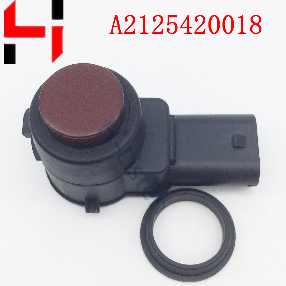 [해외]?주차 센서 PDC 2125420018 W169 W245 용 A2125420018 W24 W22 A B C S E SLK CL CLS 클래스 적색/ Parking Sensor PDC 2125420018 A2125420018 for W169 W245 W204 W2