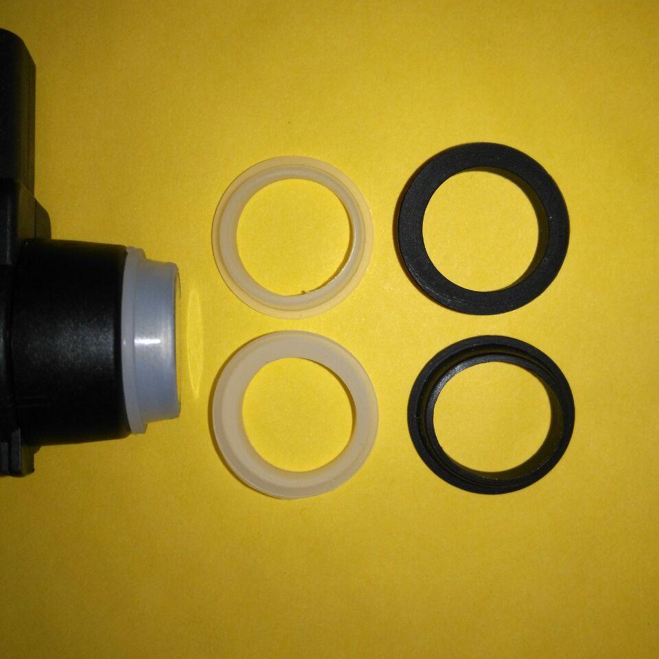 [해외]GM 크라이슬러 푸조 BMW 뷰익 주차 센서 범퍼 객체 센서에 대한 10pcs PDC 고무 반지 9663821577 66209196705 13242365 등/10pcs PDC Rubber Ring For GM Chrysler Peugeot BMW Buick Pa