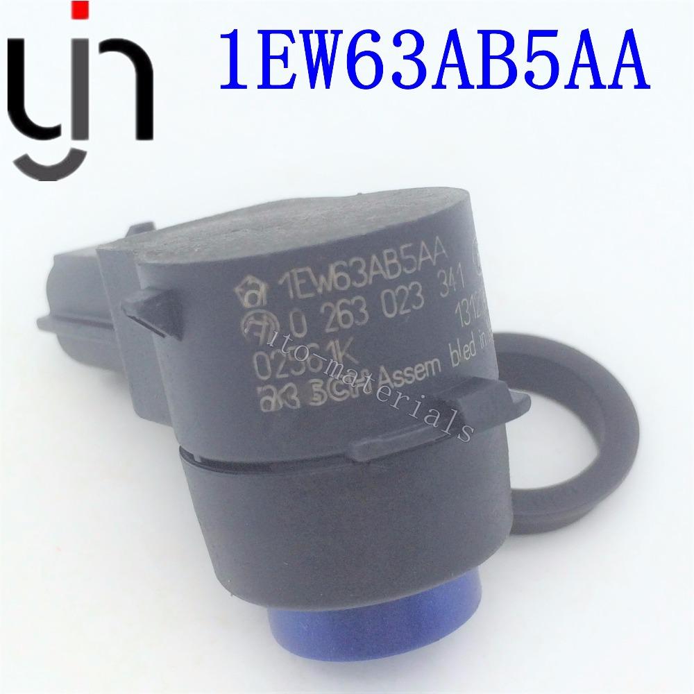 [해외]PDC 주차 보조 장치 지프 그랜드 체로키 용 CHRYSLER 용 범퍼 대상 센서 레이더 주차 센서 1EW63AB5AA 1EW63AXRAA 1EW63CDMAA/PDC Parking Aid Bumper Object Sensor Radar Parking Sensor