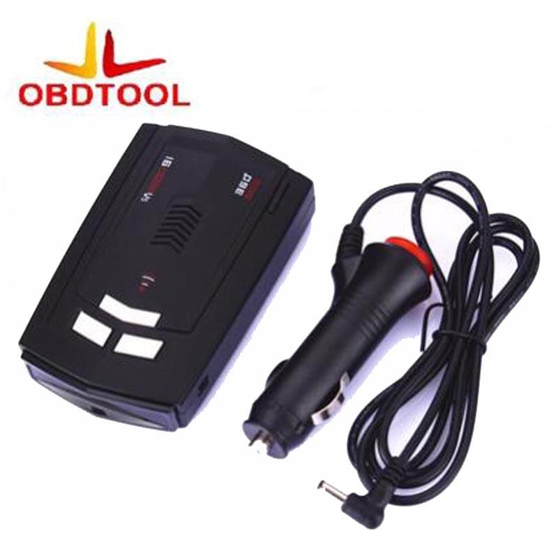 [해외]ObdTool 새로운 자동 16 밴드 자동차 레이더 탐지기 자동차 V5 X K NK 구 카 레이저 속도 음성 경고 경고 LED 디스플레이 Hot/ObdTool NEW Auto 16 Band Car Radar Detector for Car V5 X K NK Ku