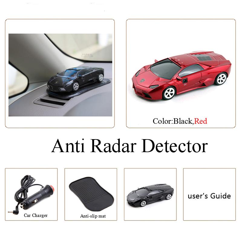 [해외]안티 레이더 감지기 유속 전체 대역 고속도로 & amp; 도시 모드 러시아어 & amp; 영어 음성 자동차 감지기 경보 시스템/Anti Radar Detector Flow Velocity full bands Highway & City mod