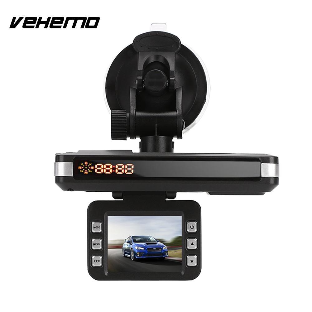 [해외]자동차 DVR Rocorder 자동차 카메라 레이더 내구성 자동차 속도 레이저 360 Drgrees Night Vision 2 in 1 720P 2.0 인치/Car DVR Rocorder Car Camera Radar Durable Car Speed Laser
