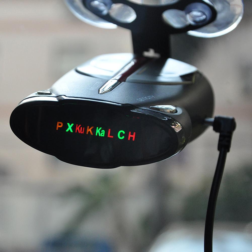 [해외]새로운 Led 디스플레이 레이더 탐지기 유속 신호 탐지 레이더 알람 지원 영어 러시아어 음성 발표/New Led Display Radar Detector Flow Velocity Signal Detection Radar Alarm Support English A