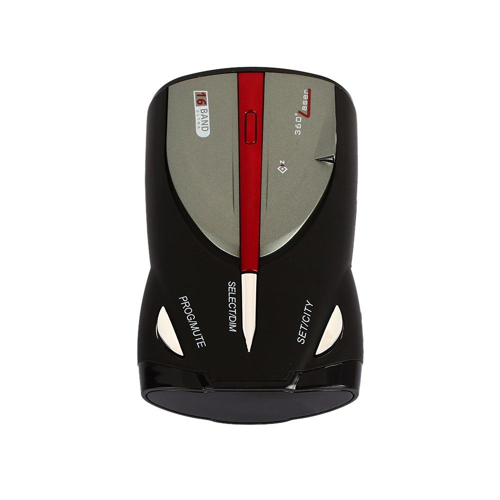 [해외]360도 영어 / 러시아어 자동차 탐지기 GPS 레이더 내구성있는 보편적 인 자동차 레이더 16 밴드 스캐닝 음성 경고 경고/360 Degrees English/Russian Car Detector GPS Radar Durable Universal Car Rad