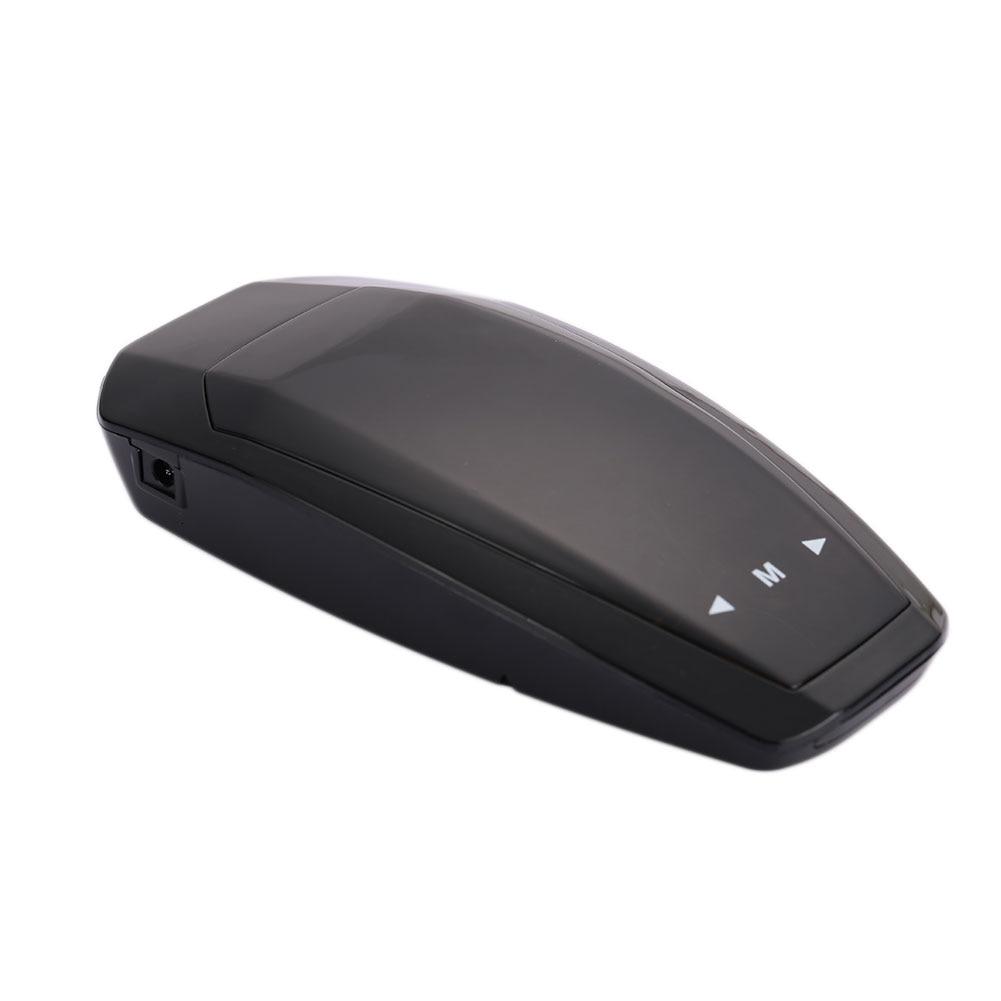 [해외]VB 360도 자동차 레이더 탐지기 범용 트래커 속도 제어 검출기 풀 밴드 스캐닝 건드리지 키/VB 360 Degrees Car Radar Detector Universal Tracker Speed Control Detector Full Band Scanning