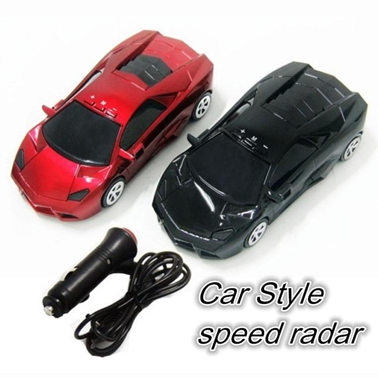 [해외]자동 자동차 레이저 속도 레이더 탐지기 360 학위 영어 / 러시아어 안티 레이더 탐지 음성 경고/Auto Car Laser Speed Radar Detector 360 Degree English/Russian Anti Radar Detection Voice A