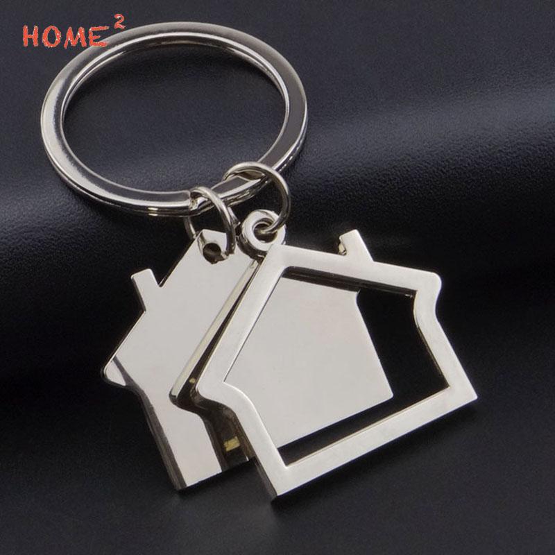 [해외]자동차 스타일링 하우스 키 체인 키 링 LADA 스바루 혼다 스즈키 볼보 아바스 KIA 마쓰다 홀덴 ISUZU Opel VW/Car Styling House Keychain Key Ring Auto Holder Keyring for LADA Subaru Hond