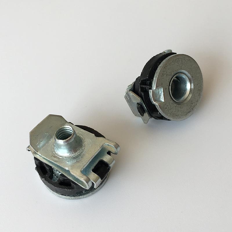[해외]2Pcs OEM 헤드 라이트 조절 나사 보정 부품 A4 용 하부 어셈블리 스페이서 A6 Q7 TT Touareg 4L0 / 8E0 806 193 8P7 806 305/2Pcs OEM Headlight Adjusting Screw Compensation Piece