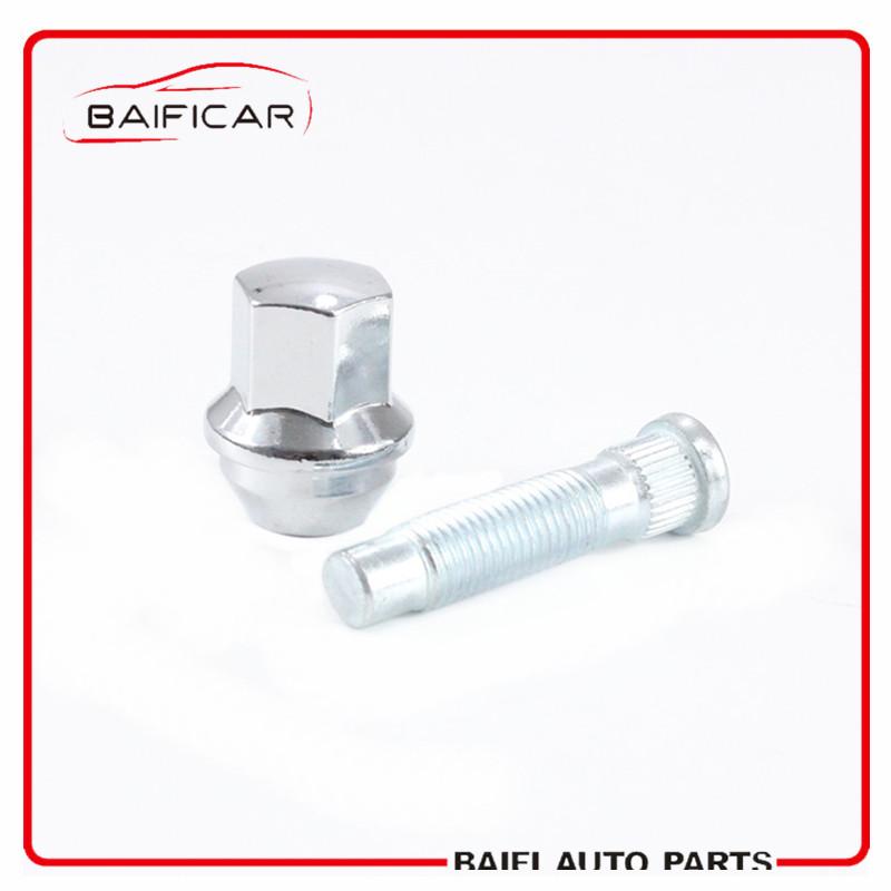 [해외]Baificar 브랜드의 새로운  휠 나사 & amp; 뷰익 Excelle XT 시보레 Cruze 2009-2014에 대한 너트/Baificar Brand New Genuine Wheel Screw & Nut  For 2009-2014 Buick