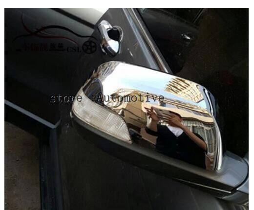 Honda CRV CR-V 2007 2008 2009 2010 2011Chrome 후사경 미러 바디 사이드 미러 용 2 개 세트/2 pcs FOR Honda CRV CR-V 2007 2008 2009 2010 2011Chrome Rearview Mirror Bo