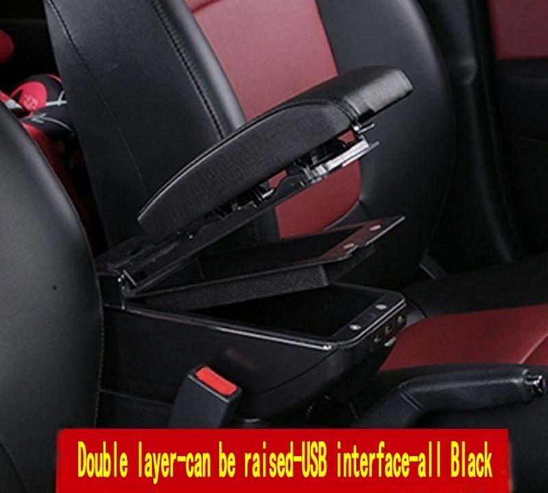 [해외]좌석이 Ibiza 6L 팔걸이 상자 중앙 저장소 내용 저장 상자 컵 홀더 재떨이 제품/For Seat Ibiza 6L armrest box central Store content Storage boxcup holder ashtray products