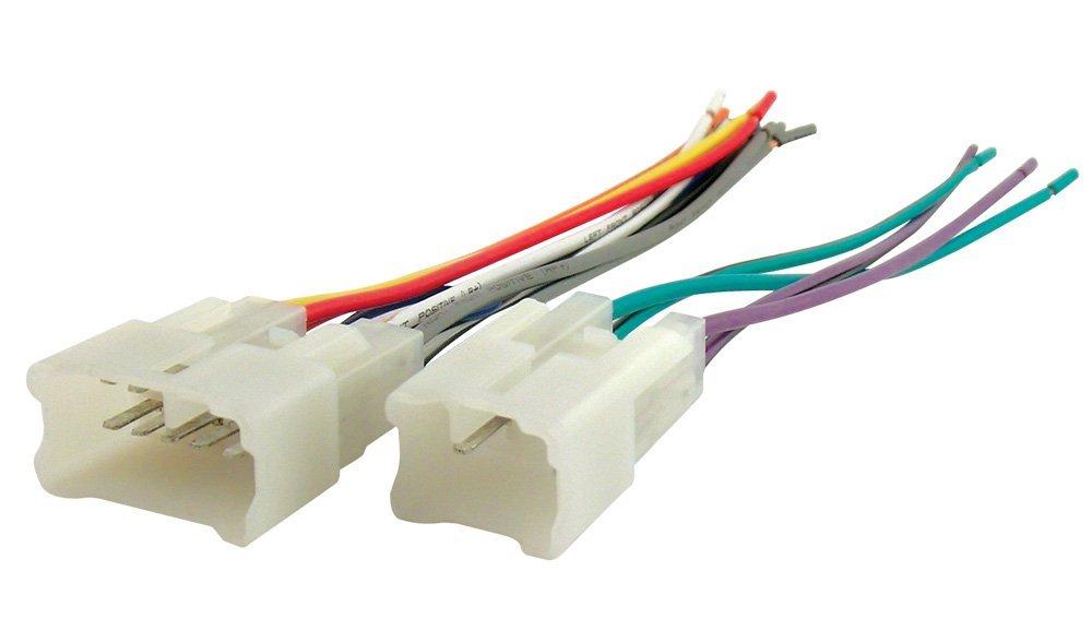 [해외]1987-Up 도요타 차량용 애프터 마켓 스테레오 수신기를 연결하는 무선 전선 연결 장치/Radio Wire Wiring Harness to Connect An Aftermarket Stereo Receiver for Select 1987-Up Toyota Ve