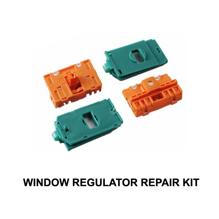 [해외]AUDI A6 A3 8L WINDOW REGULATOR 수리 용 클립 스트리퍼 용 앞 유리 우측 앞쪽 측면/CAR WINDOW FOR AUDI A6 A3 8L WINDOW REGULATOR REPAIR CLIPSMETAL SLIDER FRONT RIGHT-LEF