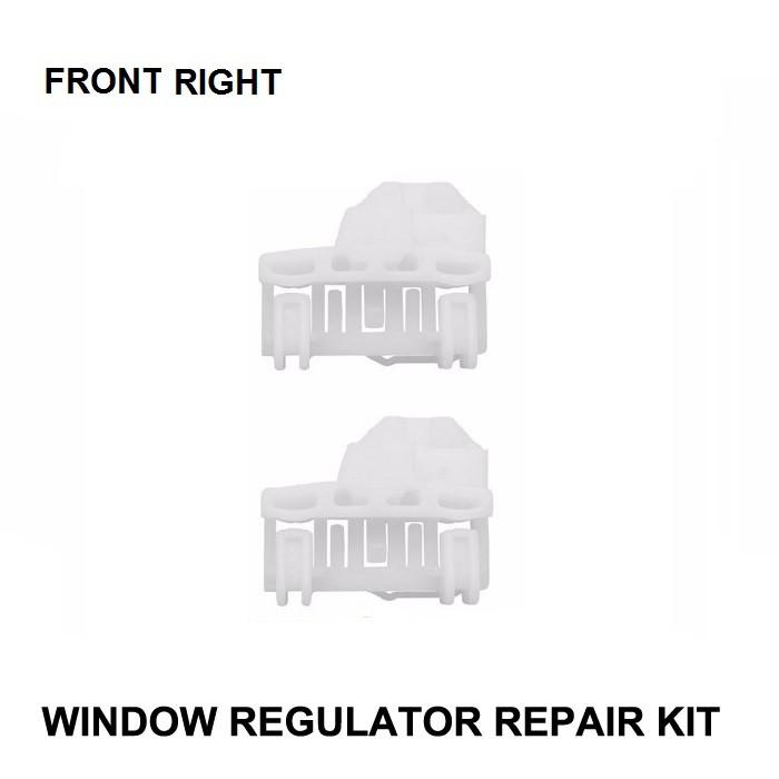 [해외]VW PASSAT WINDOW REGULATOR 수리 키트의 2X WINDOW 수리 키트 FRONT-RIGHT SIDE NEW/2X WINDOW REPAIR KIT FOR VW PASSAT WINDOW REGULATOR REPAIR KIT FRONT-RIGHT