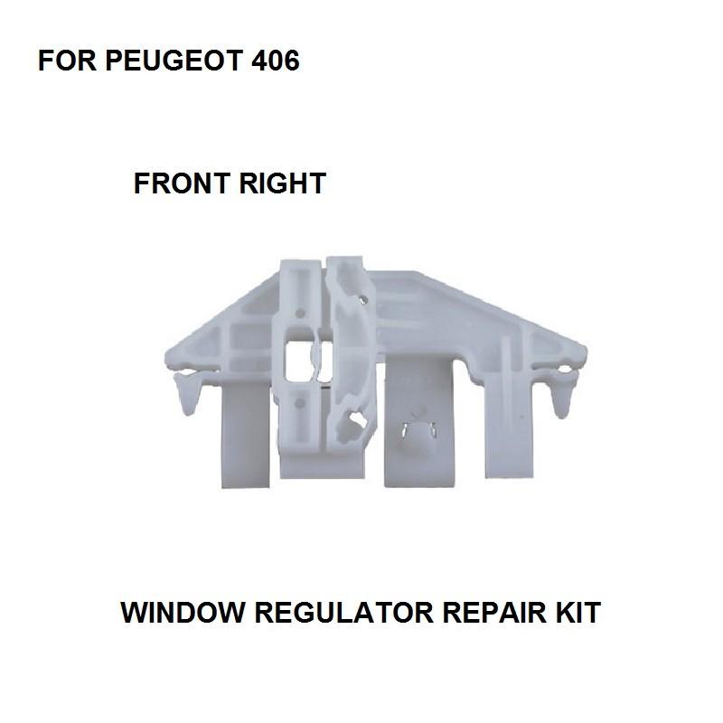 [해외]PEUGEOT 406 전기 윈도우 레귤레이터 클립 FRONT-RIGHT SIDE NEW 1995-2004/FOR PEUGEOT 406 ELECTRIC WINDOW REGULATOR CLIP FRONT-RIGHT SIDE NEW 1995-2004