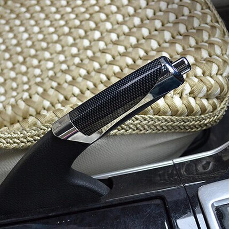 [해외]QCBXYYXH 자동차 손으로 브레이크 커버 슬리브 ABS 커버 Anti-slip 주차 손 브레이크 그립 슬리브 유니버설 장식 자동차 액세서리/QCBXYYXH Car Handbrake Covers Sleeve ABS Cover Anti-slip Parking H