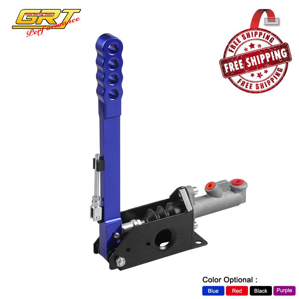 [해외]GRT - 유압 수동 브레이크 마스터 실린더 0.70, 수직 프로 페셔널 타입, WRC 타입, Drifting Rally 경주 HB012/GRT--Hydraulic Handbrake MASTER CYLINDER 0.70 ,Vertical Professional