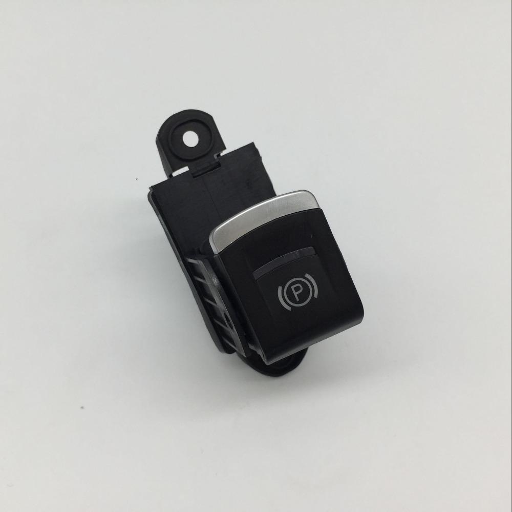 [해외]폭스 바겐 아우디 A6 C6 전자식 브레이크 스위치 주차 브레이크 버튼 4F1 927 225 A / C/for VW Audi A6 C6 Electronic Handbrake Switch Parking Hand Brake Button 4F1 927 225 A/C