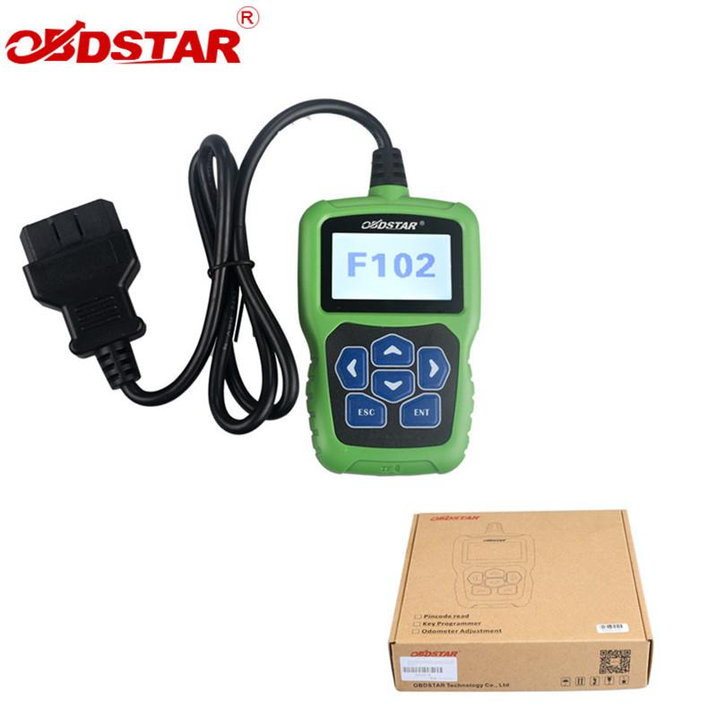 [해외]닛산 / 인피니티 자동 핀 코드 판독기 용 OBDSTAR F102Immobiliser 및 주행 거리계 기능/OBDSTAR F102 For Nissan/Infiniti Automatic Pin Code ReaderImmobiliser and Odometer Fun