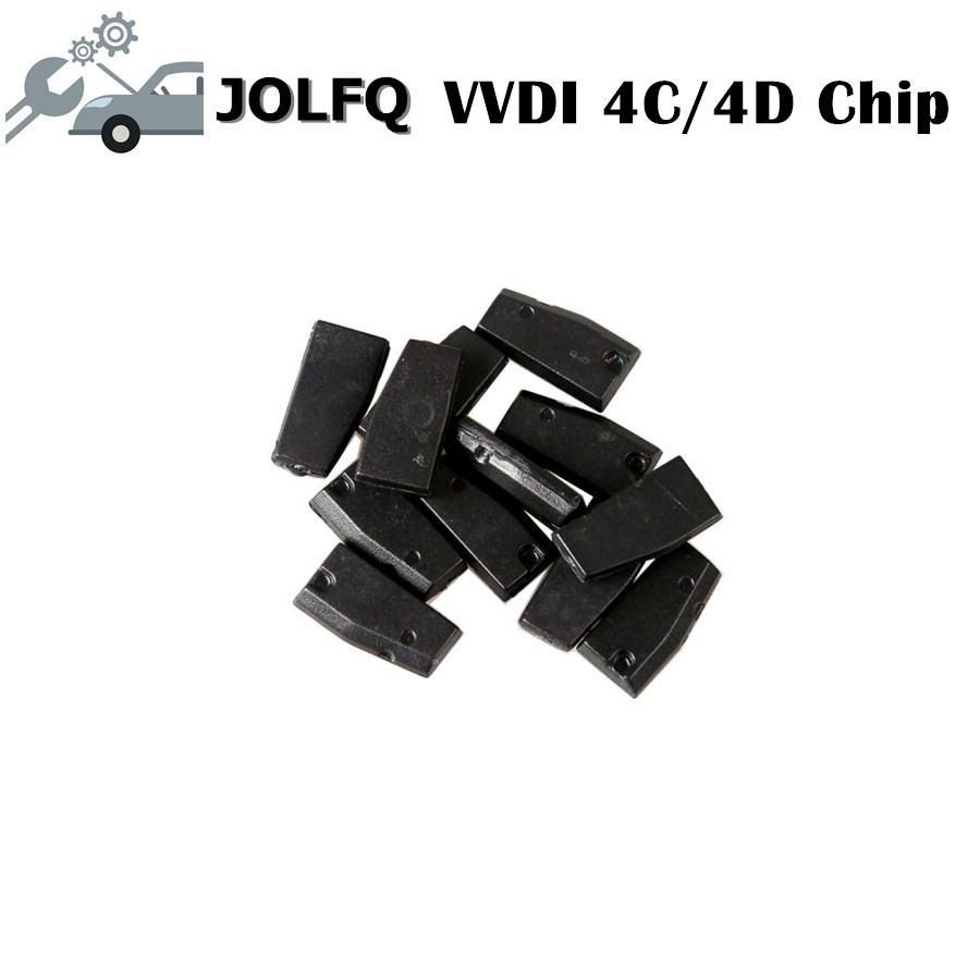[해외]100 % 원래 XHORSE vvdi 4D 4C 복사 칩 XHORSE VVDI에 대 한 키 도구 4 D 4 C 칩 Transponderhigh 품질 10pcs / lot/100% Original XHORSE vvdi 4D 4C Copy Chip for XHORS