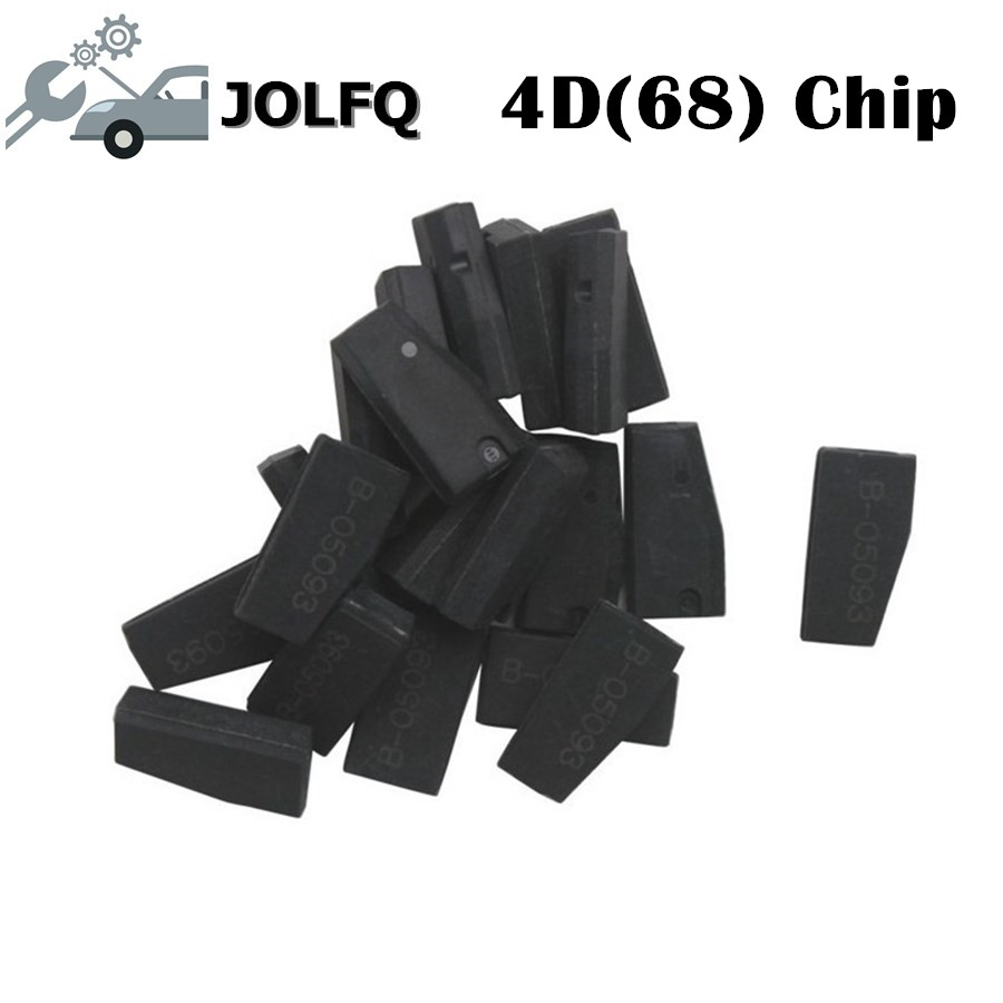 [해외]렉서스 도요타 프라도 4D68 칩 Carbongood 피드백 70pcs / lot 원래 자동차 키 칩/70pcs/lot original Car Key Chips for Lexus Toyota Prado blank  4D68 Chip Carbongood feedb