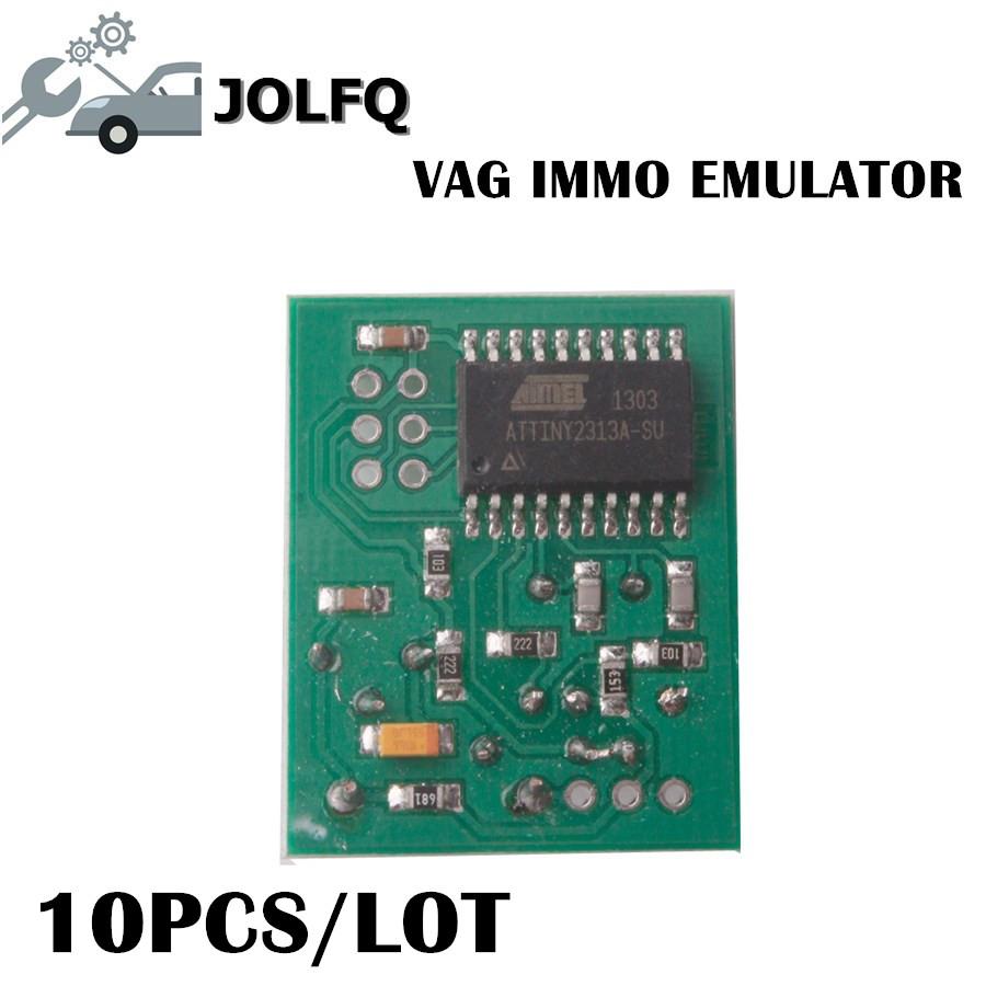 [해외]좋은 의견 10pcs / lot VAG Immo 에뮬레이터는 폭스 바겐 / 아우디 / 좌석 / 스코다에 대한 좋은 작업 이모빌라이저를 에뮬레이트 할 수 /Good feedback 10pcs/lot VAG Immo Emulator Can emulate good w