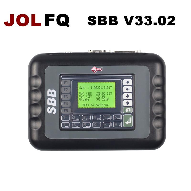 [해외]최고의 품질 SBB Slica 주요 프로그래머 V33.02 9 개 언어 지원 주요 메이커 SBB programador de chave /best quality SBB Slica key programmer V33.02 Support 9 languages Key m