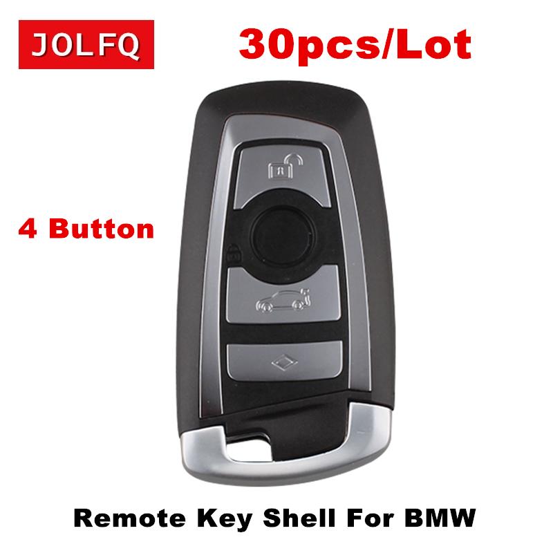 [해외]30pcs 먼 스마트 열쇠 커버 상자 BMW를주거 1 3 5 7 F 시리즈 CAS4 체계 Vehichle 차 자동 Keyless 관제사 3/4 단추/30pcs Remote Smart Key Cover Case Housing for BMW 1 3 5 7 F Ser