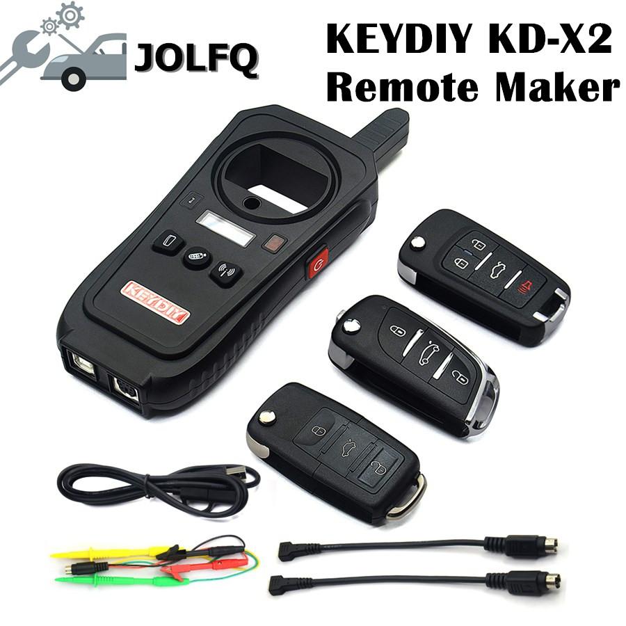 [해외]무료 자동차 자동차 트랜스 폰더 복제 장치 96 비트 48 트랜스 폰더 복사 기능 KEYDIY KD-X2 원격 메이커 토큰 필요 없음/Free  Auto car Transponder Cloning Device96bit 48 Transponder Copy Func