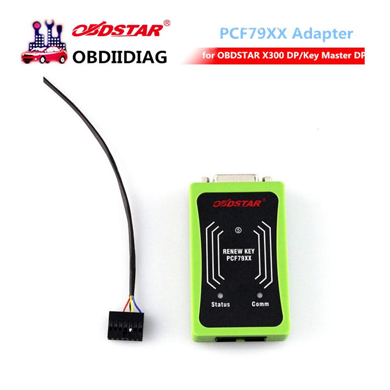 [해외]OBDSTAR X300 DP / Key Master DP 용 OBDSTAR 갱신 키 PCF79XX 어댑터/OBDSTAR Renew Key PCF79XX Adapter for OBDSTAR X300 DP/Key Master DP