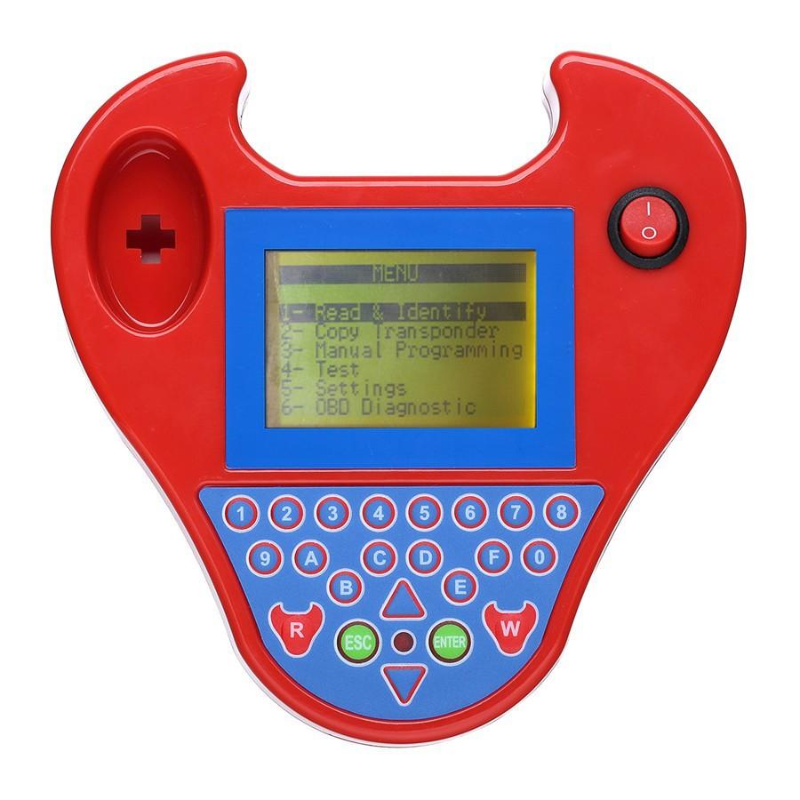 [해외]V508 미니 Zedbull 트랜스 폰더 키 프로그래머 스마트 Zed-Bull 키 Pro 도구 미니 ZED-BULL No 토큰 키 복제 스마트 Zedbull/V508 Mini Zedbull Transponder Key Programmer Smart Zed-Bul
