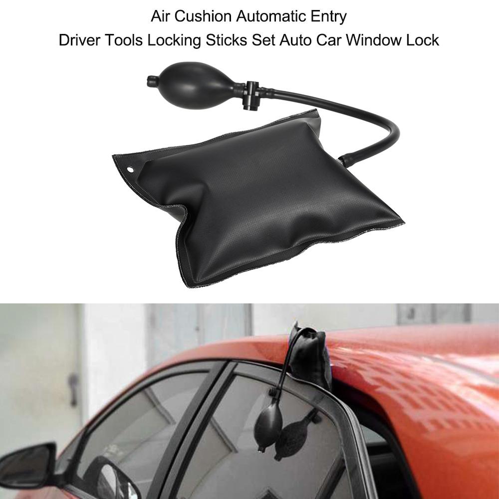 [해외]에어 쿠션 자동 입력 드라이버 도구 잠금 스틱 세트 자동 자동차 창 잠금/Air Cushion Automatic Entry Driver Tools Locking Sticks Set Auto Car Window Lock