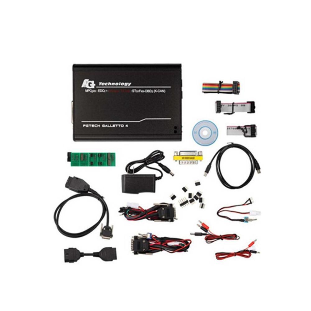 [해외]전문 자동차 ECU 프로그래머 도구 BDM - OBDII 풀 세트 마스터 휴대용 진단 결함 스캐너 도구/Professional Car ECU Programmer Tool BDM-OBDII Full Set Master Portable Diagnostic Fault