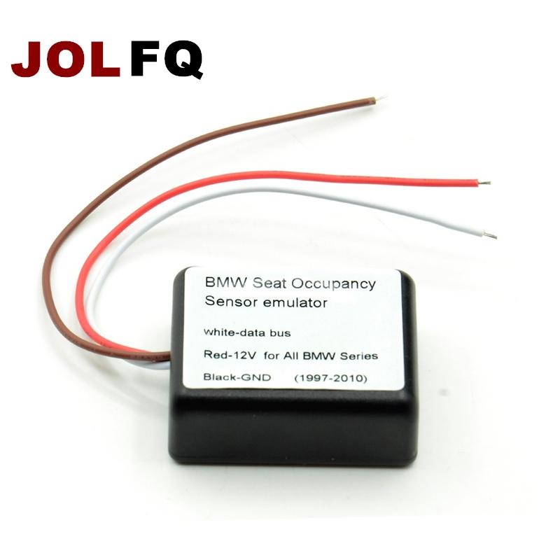 [해외]모든 BWM 용 JOLFQ Dianogstic 도구 E31 E36 E60 E65 E70 시리즈 차량 도구 시트 점유 센서 에뮬레이터 에어백 스캔 도구 Simulato/JOLFQ Dianogstic Tool For All BWM E31 E36 E60 E65 E70