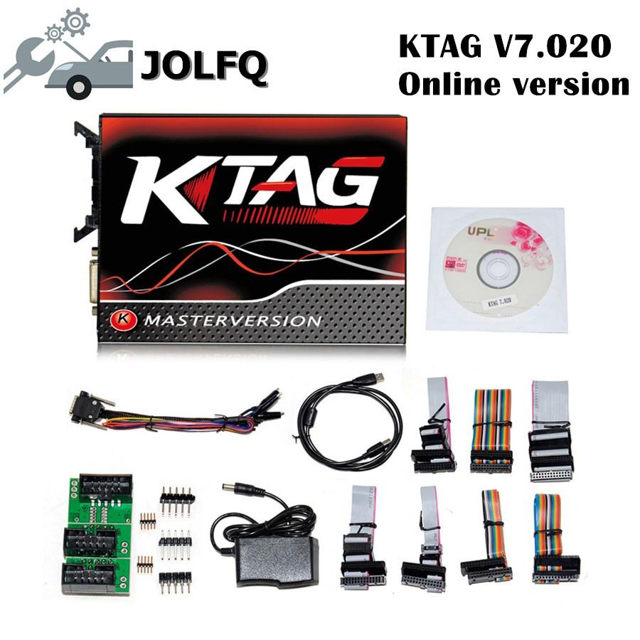 [해외]2018 V2.23 KTAG ECU 프로그래밍 도구 펌웨어 V7.020 KTAG 마스터 버전 무제한 토큰/2018 New Arrival Latest V2.23 KTAG ECU Programming Tool Firmware V7.020 KTAG Master Ver