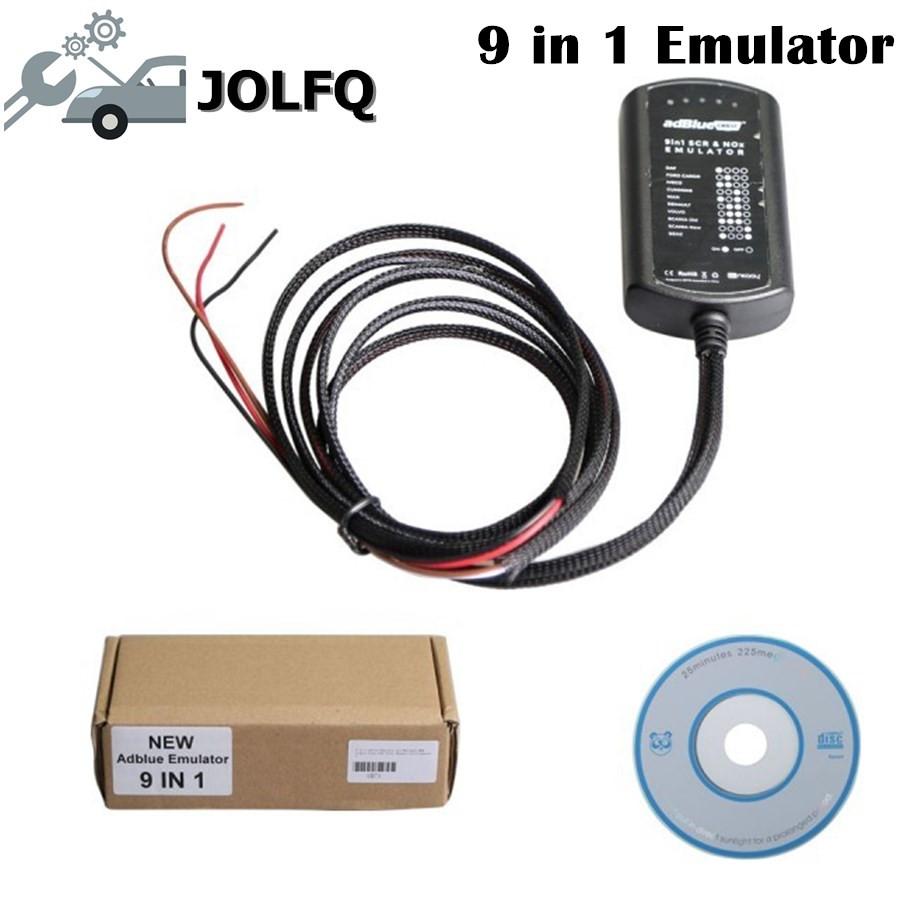 [해외]20pcs / lot Adblue 9in1 Adblue 9 in 1 Adblue 에뮬레이션 9 in1 없음 소프트웨어 9 in1 Universal Adblue Emulato 9 유형 트럭/20pcs/lot Adblue 9in1 Adblue 9 in 1 Adblu