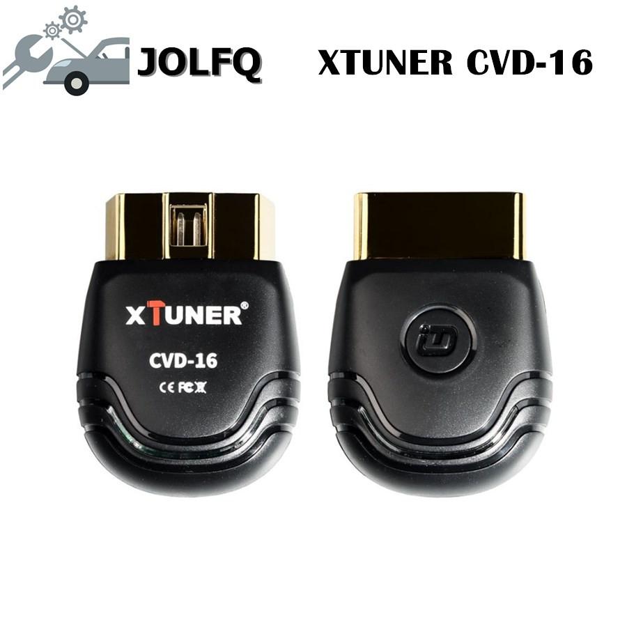 [해외]2018 새로운 XTUNER CVD-16 V4.7 HD 진단 어댑터 출시? obd2 eobd 트럭 진단 도구에 대한? ? ???? ?? 블루투스/2018 New Released XTUNER CVD-16 V4.7 HD Diagnostic Adapter for 안드