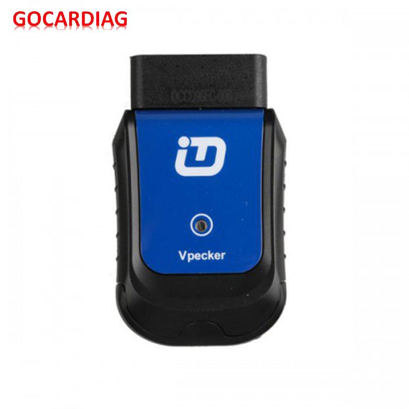 [해외]Vpecker V10.2 EOBD / OBD2 자동 전체 시스템 진단 도구 Easydiag 자동차 코드 리더 엔진 / ABS / AT / SRS OBDII 스캐너/Vpecker V10.2 EOBD/OBD2 Auto Full Systems Diagnostic To
