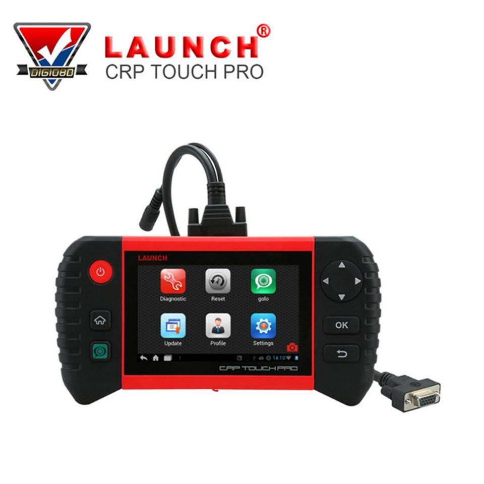 [해외]Creader를 시작하십시오 CRP 직업 OBD2 모든 체계 자동 진단 도구 Car 부호 판독기 기름 Reset SAS DPF BMS EPB Reset/Launch Creader CRP Touch Pro OBD2 All System Auto Diagnostic