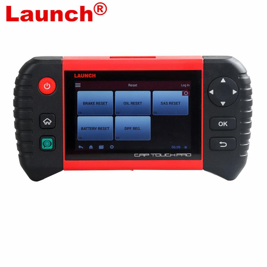 [해외]Creader CRP Touch Pro 5.0 및 ? ???? ?를 실행하십시오? 터치 스크린 전체 시스템 진단 서비스 리셋 도구 i/Launch Creader CRP Touch Pro 5.0& 안드로이드 Touch Screen Full System Diagno