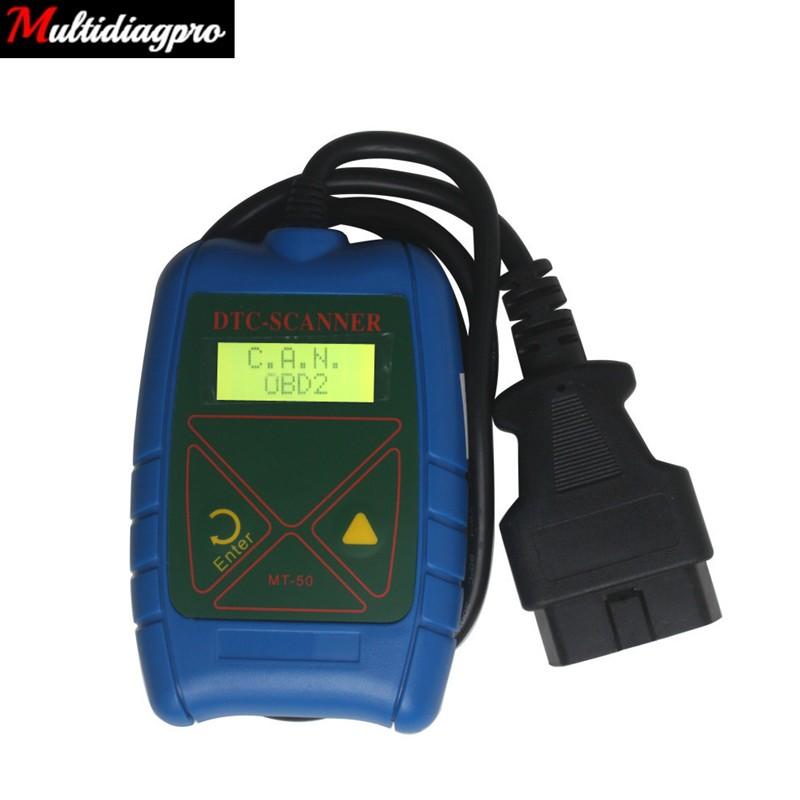 [해외]마스터 OBD2 DTC 리더 MT-50 핸드 헬드 OBD2 코드 리더 자동차 OBD 도구 2pcs / lot/Master OBD2 DTC Reader MT-50 Handheld OBD2 Code Reader Car OBD Tool 2pcs/lot