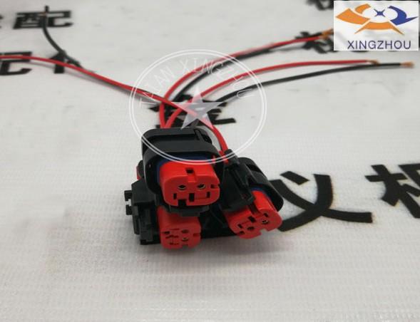 [해외]?CAT E320 323 336 용 C7 C9 엔진 수온 센서 플러그/ C7 C9 engine water temperature sensor plug for CAT E320 323 336