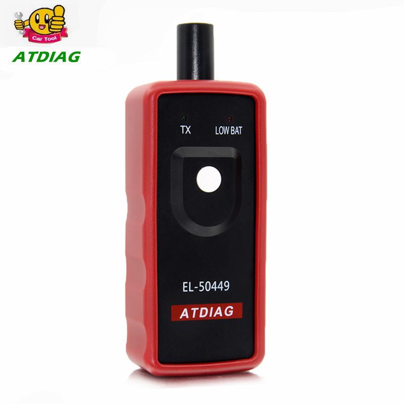 [해외]자동 EL-50449 타이어 압력 모니터 센서 TPMS 작동 도구 EL 50449 포드 차량용 OEC-T5 el-50449 모니터 센서 EL50449/Auto EL-50449 Tire Pressure Monitor Sensor TPMS Activation Too