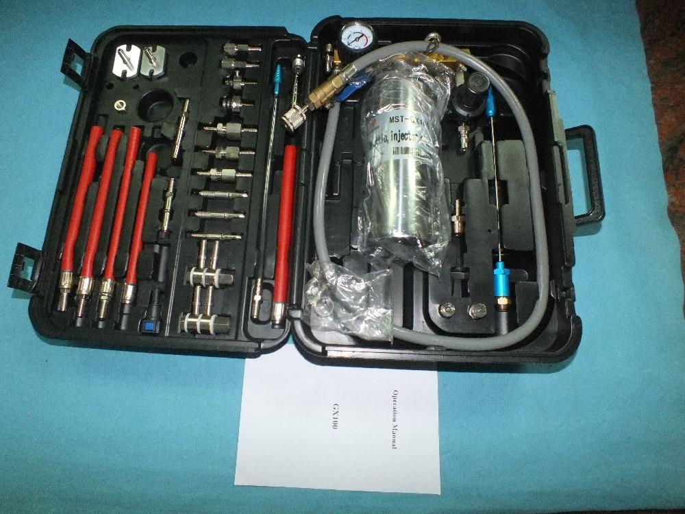 [해외]러시아에 GX100을 청소하는 연료 인젝터를Non Dismantle Throttle Cleaking Toolkit/Non Dismantle Throttle Cleaking Toolkits for Fuel Injectors cleaning  GX100  to Ru