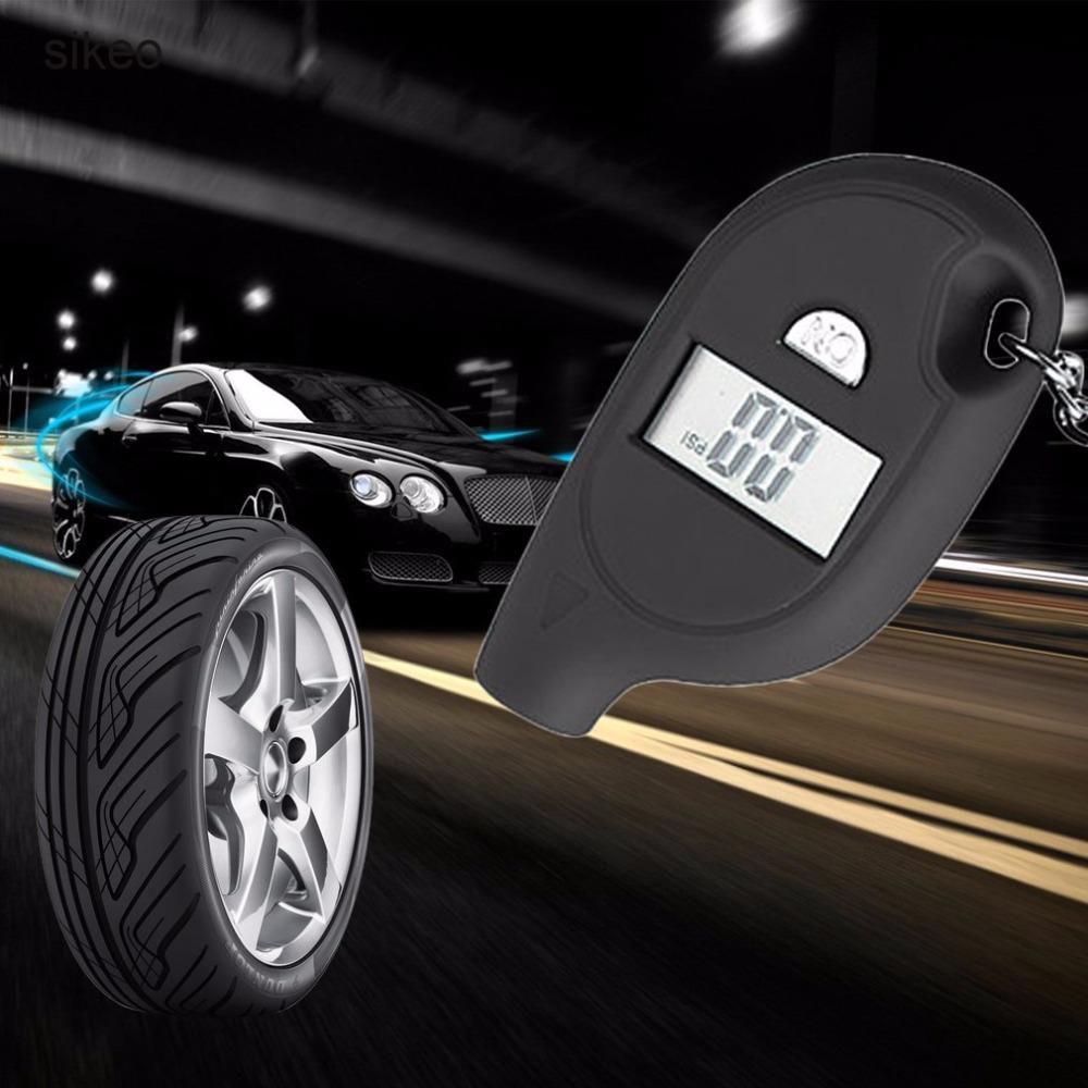 Kebidumei 진단 도구 디지털 lcd 디스플레이 플라스틱 타이어 공기 압력 게이지 2-150psi 자동 오토바이 타이어 압력 테스터