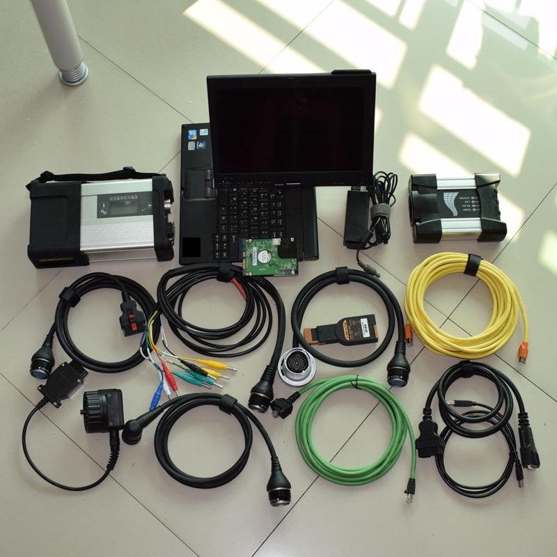 2020 슈퍼 diagnostictool mb star c5 bmw icom 다음 노트북 x201t (i7 4g) 소프트웨어 1 테라바이트 2in1 hdd 모든 사용 설정