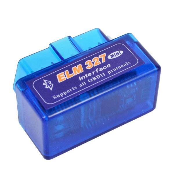 [해외]Bluetooth 소형 ELM327 공용 영역 부호 독자 V2.1 자동 진단 스캐너 공구 ODB2 / OBDII 프로토콜? ? ???? ?? 토크 / PC/Bluetooth Mini ELM327 Interface Code Readers V2.1 Auto Diag