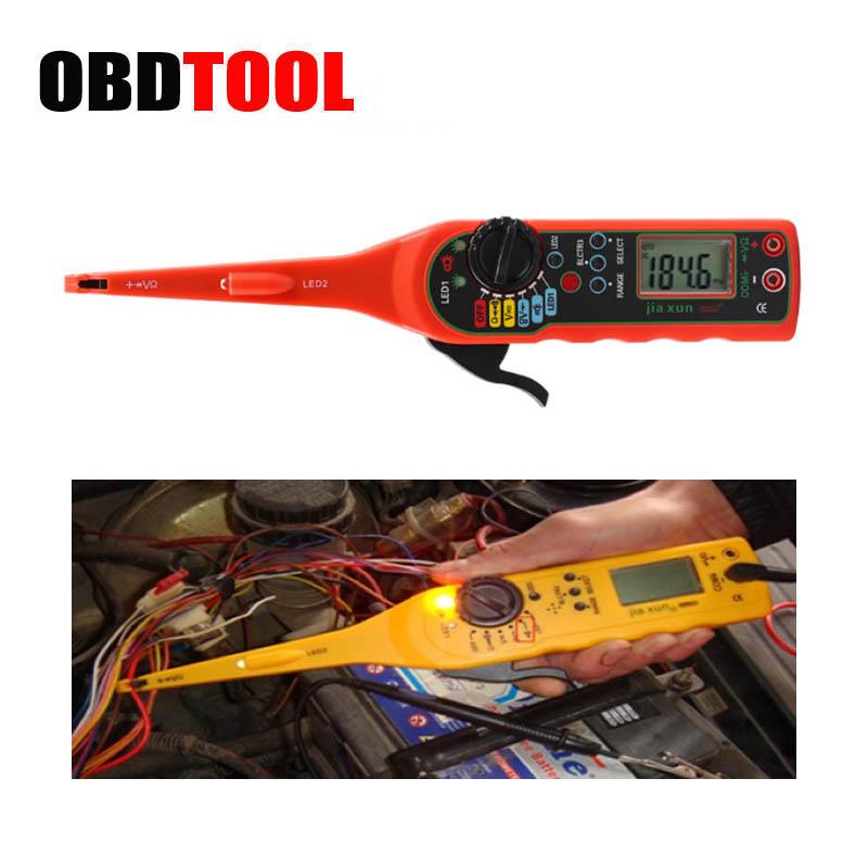 [해외]자동차 전원 전기 회로 감지기 다기능 회로 테스터 라인 전기 감지기 및 조명 3 1 자동 복구 도구/Car Power Electric Circuit Detector Multi-function Circuit Tester Line Electricity Detecto