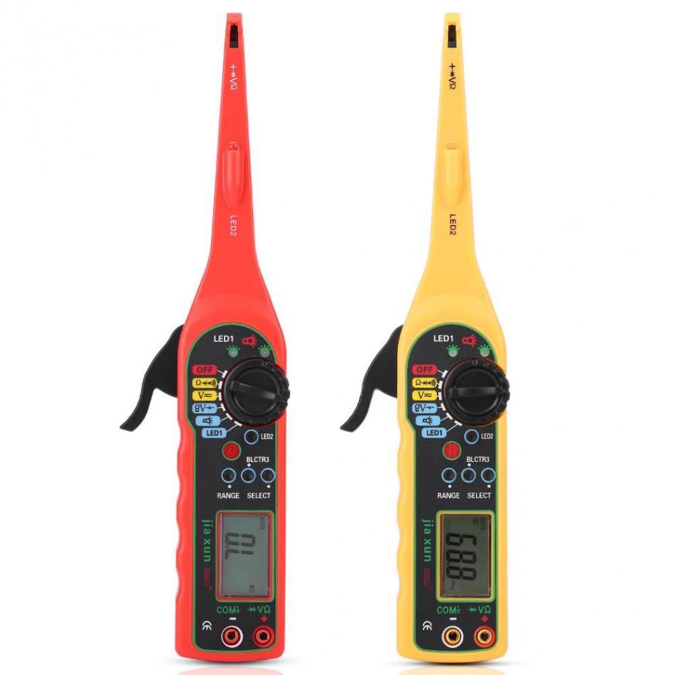 [해외]자동 다기능 회로 시험기 멀티 미터 램프 자동차 수리 자동차 전기 진단 도구/Auto Multi-function Circuit Tester Multimeter Lamp Car Repair Automotive Electrical Diagnostic Tool