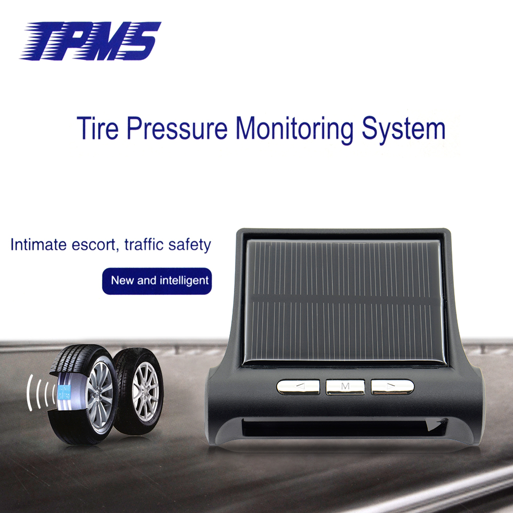 [해외]고품질 TPMS 자동차 무선 타이어 압력 모니터링 시스템 + 4 미니 센서 담배 타이어 압력 모니터링/High quality TPMS Car Wireless Tire Pressure Monitoring System + 4 Mini Sensors Cigarette